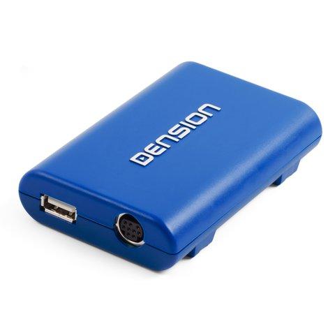 Автомобильный iPod USB Bluetooth адаптер Dension Gateway Lite BT для BMW Mini Rover GBL3BM1
