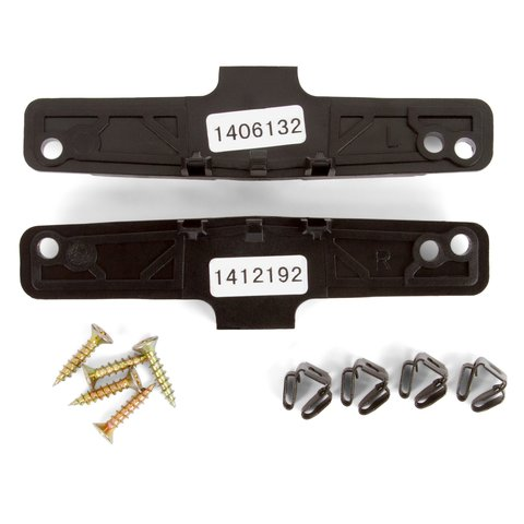 Mounting Bracket for 6000CD MP3+USB Car Radio Installation in Ford