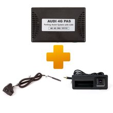 Front View and Rear View Camera Connection Kit for Audi A3 - Short description