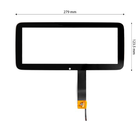 "10.25"" Capacitive Touch Screen Panel for Mercedes Benz C Class W205  of 2019– MY"