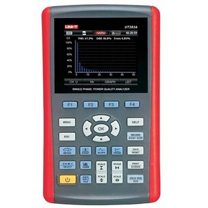 Energy and Power Quality Analyzer UNI-T UT283A