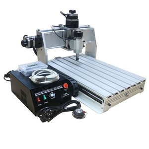 4-axis CNC Router Engraver ChinaCNCzone 3040Z-DQ (500 W)