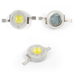 LED 1 W (natural white, 4000-4500 K, 130 lm, 3.2-3.4 V)
