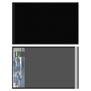 LCD for Nomi C070020 Corsa Pro 7' 3G; Asus FonePad 7 FE375CXG, FonePad 7 ME375, MeMO Pad 7 ME176, MeMO Pad 7 ME176CX Tablets, (7