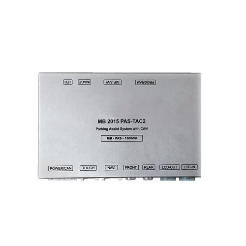 Video Interface for Mercedes-Benz B, C, CLA, CLS, E, GLE, S Class with NTG 5.0/5.1 System