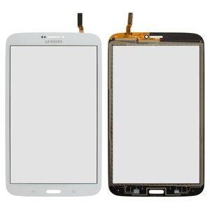 Cristal táctil para tablet PC Samsung T3100 Galaxy Tab 3, T3110 Galaxy Tab 3, blanco, (versión 3G)