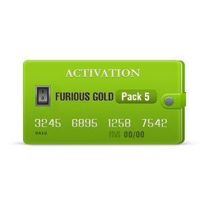 Furious Gold Pack 5