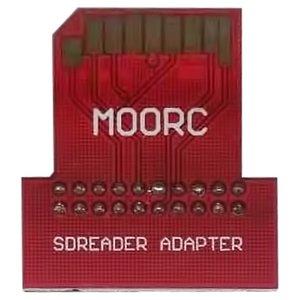 Адаптер Moorc USB 3.0 SD Reader