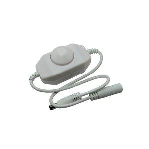 Диммер c поворотной ручкой HTL-018 (для одноцветной ленты, 24 Вт)