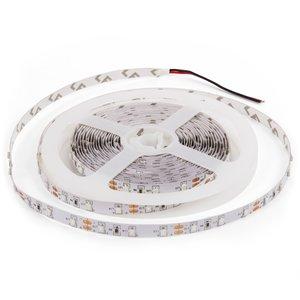 Светодиодная лента SMD3528 (желтая, 300 светодиодов, 12 В DC, 5 м, IP20)