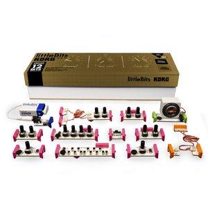 Конструктор LittleBits Набор для синтезатора