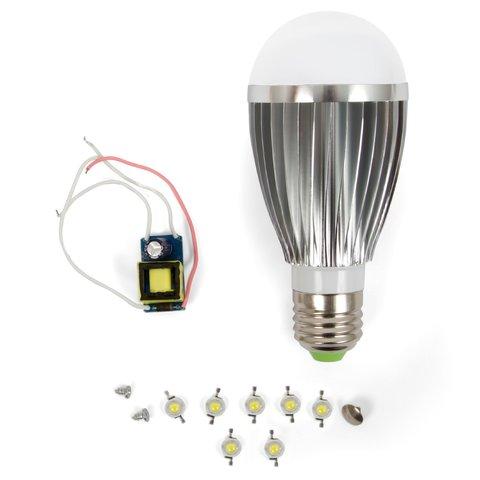 Комплект для збирання світлодіодної лампи SQ Q03 7 Вт природний білий, E27