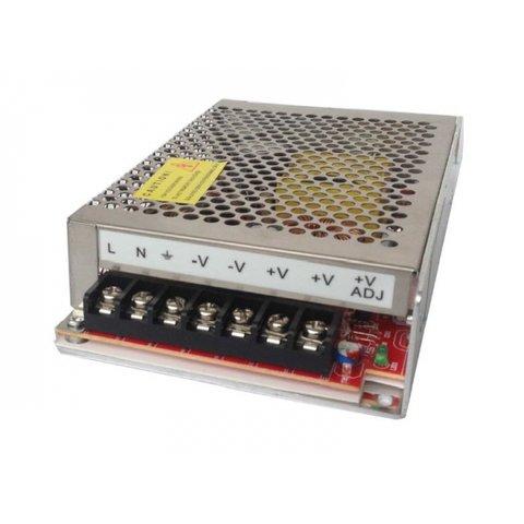AC DC перетворювач Faraday ALU 120 Вт, 12 В, 10 А