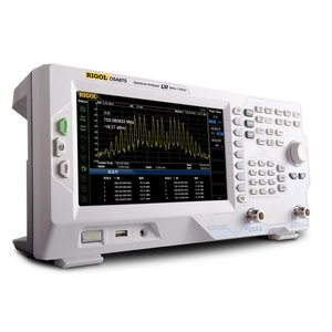 Analizador de espectro RIGOL DSA875-TG