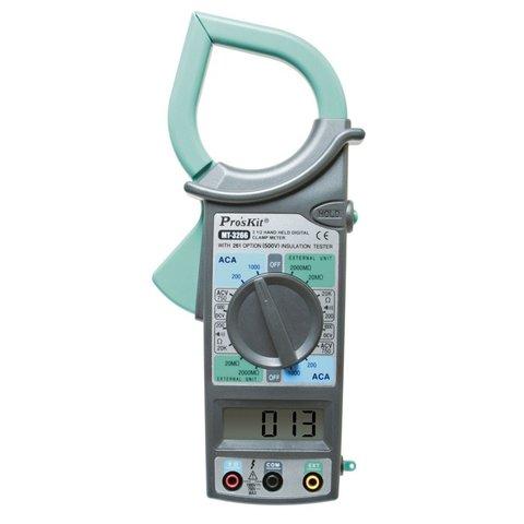 Digital Clamp Meter Pro'sKit MT 3266