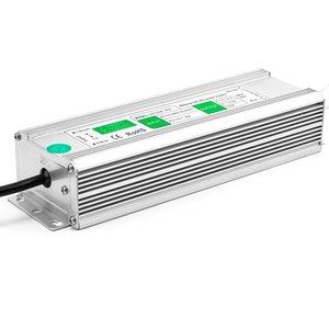 Fuente de alimentación para tiras de luces LED 12 V, 5 A (60 W), 90-250 V, IP67